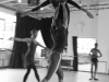 Artists of Ballet Black rehearse Will Tuckett's Orpheus