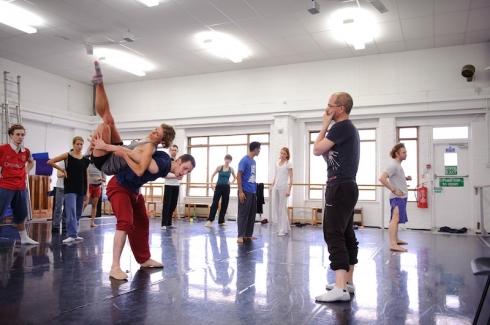 Rehearsal Monolith 4