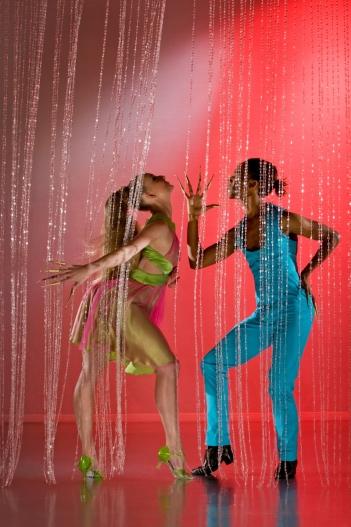 Artists of Rambert Dance Company in Henrietta Horn's Cardoon Club. Photo: Eric Richmond / Rambert Dance Company ©