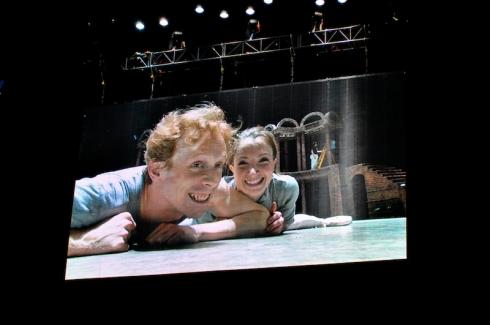 Ed and Loz