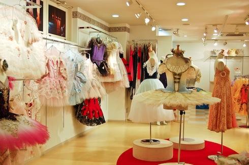 Shopaholic \u0026 Chacott - The Ballet Bag
