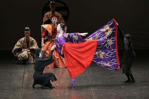 The Kabuki By Kiyonori Hasegawa on Ballet Steps