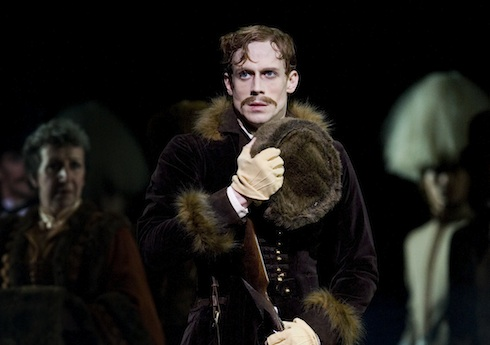 Edward Watson in Mayerling