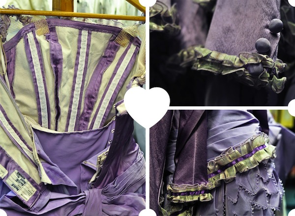 Details of Alice Costume
