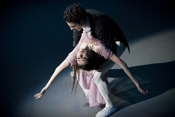 Nina Ananiashvili and Vasil Ahkmeteli in Marguerite and Armand