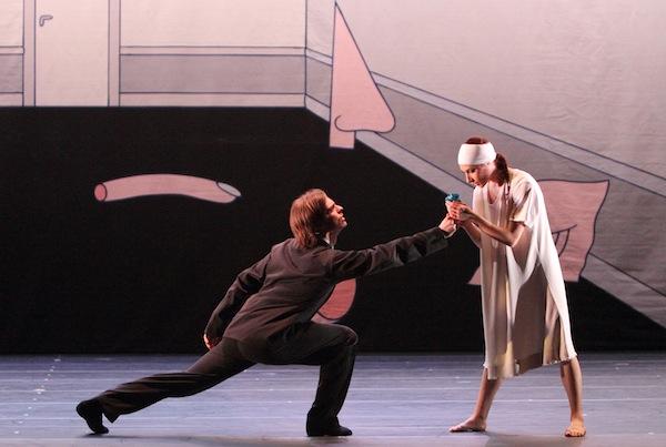Mats Ek Expression Fluidity The Ballet Bag