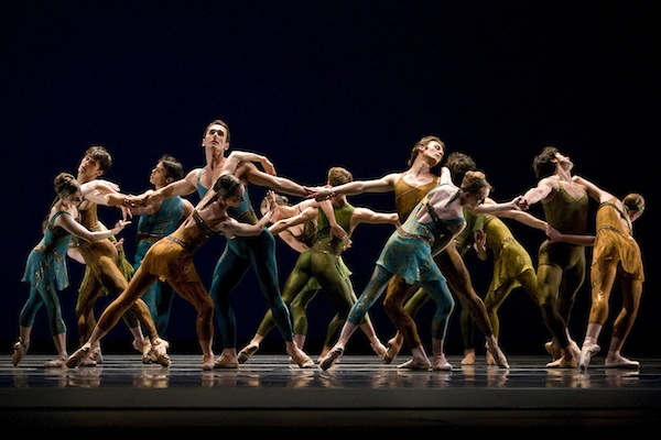 San Francisco Ballet in Wheeldon's Within The Golden Hour