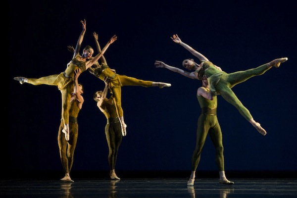 Artists of San Francisco Ballet in Within The Golden Hour