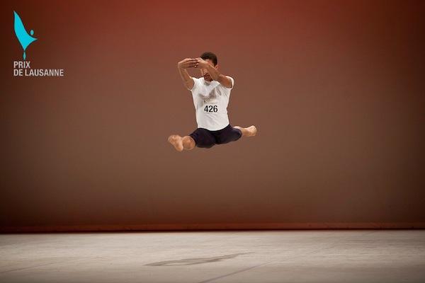 Harper Watters rehearses Libera Me