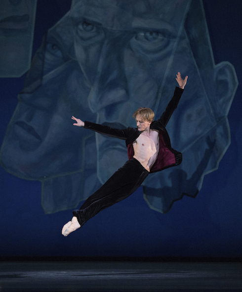 David Hallberg in Chamber Symphony