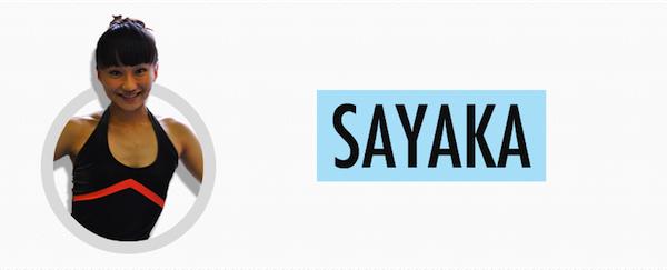 Sayaka's bag
