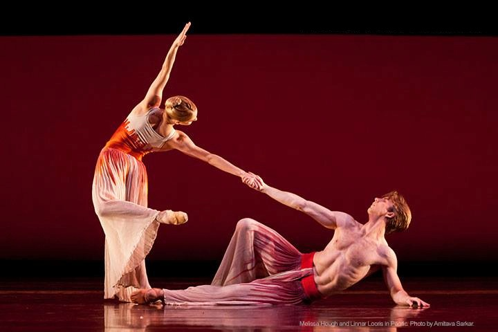 Houston Ballet in Pacific