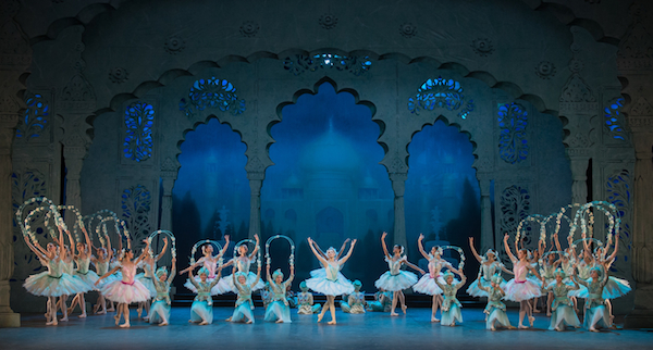 Artists of English National Ballet in Le Corsaire