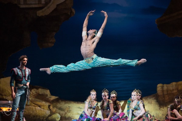 English National Ballet: The Nutcracker & Le Corsaire