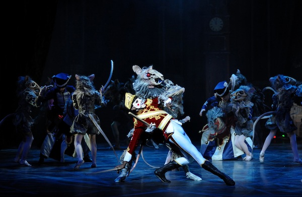 English National Ballet in The Nutcracker