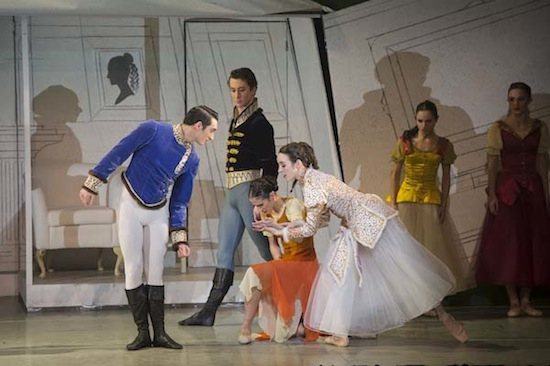 A New Cinderella at Northern Ballet