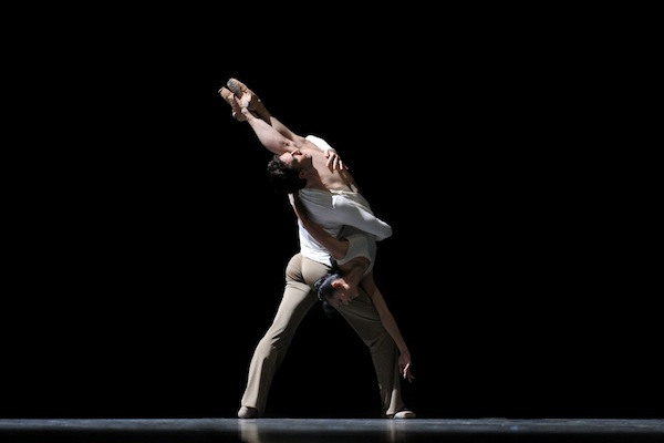 Yumiko Takeshima and Raphael Coumes-Marquet in David Dawson's On the Nature of Daylight
