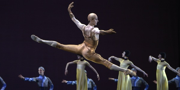 Ulian Topor and Artists of the Berlin Staatsballett in Namouna, A Grand Divertissement.