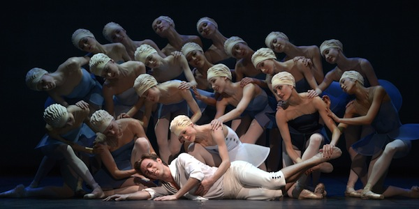 Rainer Krenstetter and Artists of the Berlin Staatsballett in Namouna, A Grand Divertissement.