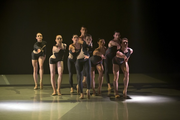 Artists of Northern Ballet in Luminous Junc•ture
