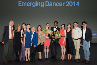 Emerging Dancer 2014