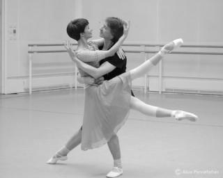 Vadim Muntagirov and Lauren Cuthbertson