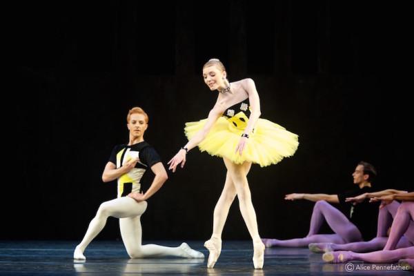 Scènes de Ballet