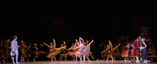 The Royal Ballet in Manon