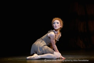 Sarah Lamb as Manon
