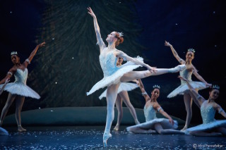 Ksenia Ovsyanick as Snowflake