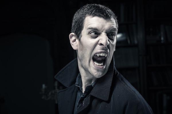 Jonathan Goddard as Dracula