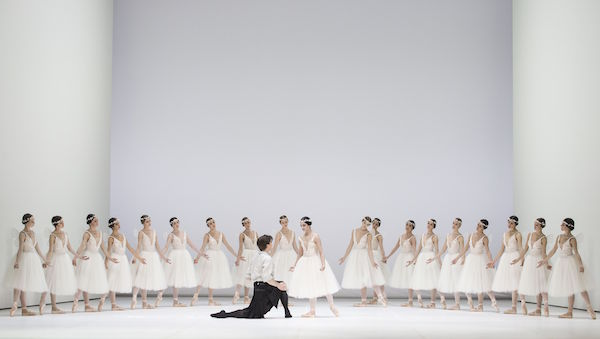 Nikolaj Hübbe's production of La Sylphide