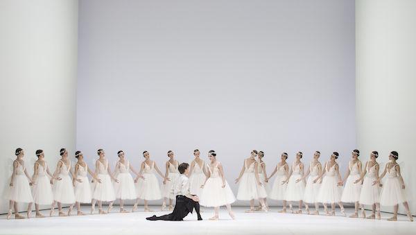 Nikolaj Hübbe's production of La Sylphide