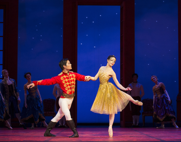 Dutch National Ballet's Cinderella