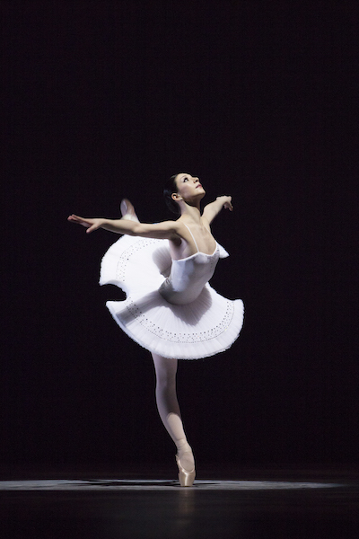 Maia Makhateli in Shape