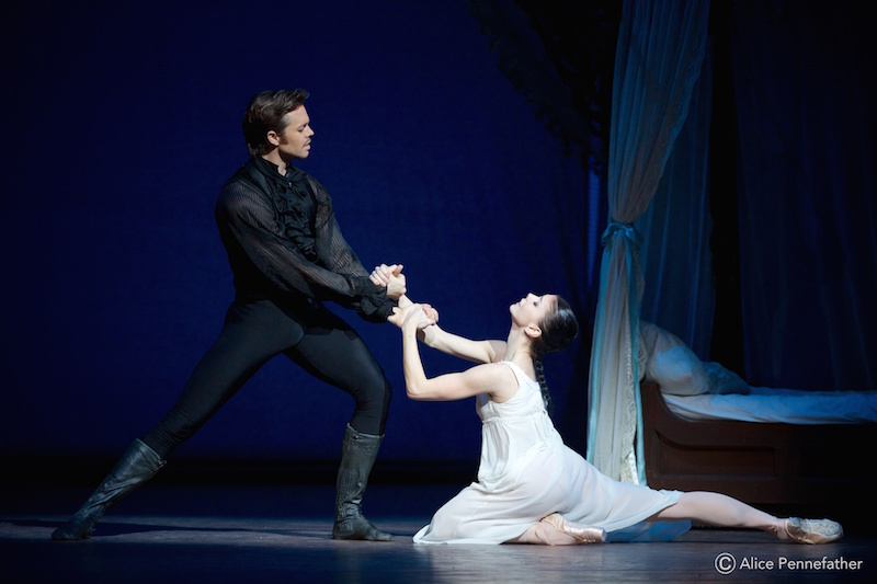 Natalia Osipova and Matthew Golding in Onegin