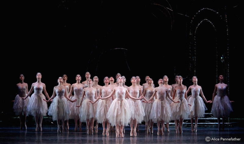 Artists of The Royal Ballet in Swan Lake