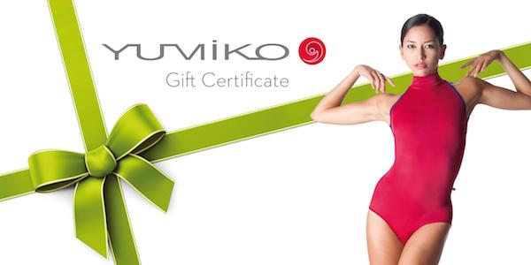 Yumiko Gift Certificate