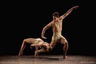 James Forbat and Ksenia Ovsyanick