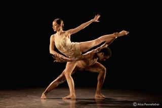 Laurretta Summerscales and Junor Souza