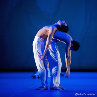 César Corrales and Artists of English National Ballet in Neumeier's Spring and Fall