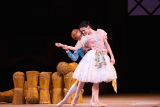 Natalia Osipova and Steven McRae