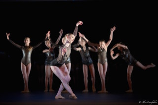 Sarah Lamb and Artists of The Royal Ballet in Tuesday