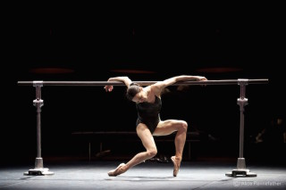 Diana Vishneva in Jean-Christophe Maillot's Switch.