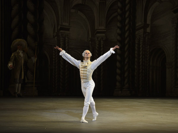 Marcelo Gomes as Prince Désiré in The Sleeping Beauty. Photo: © Gene Schiavone
