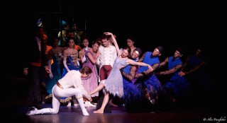 Maia Makhateli and Artists of Dutch National Ballet in Cinderella