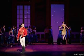 Anna Tsygankova, Matthew Golding and Artists of Dutch National Ballet in Cinderella.