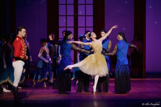 Anna Tsygankova, Matthew Golding and Artists of Dutch National Ballet