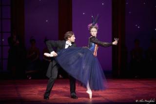 Larissa Lezhnina in Cinderella.