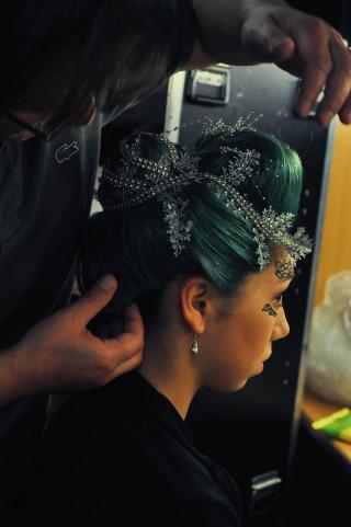 Cinderella Backstage